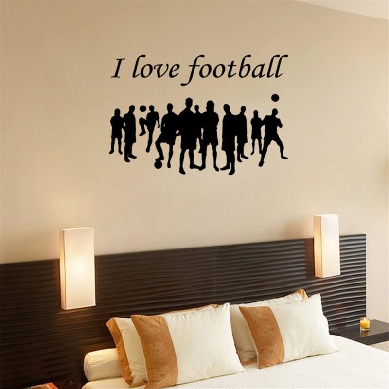 Football Boys Room Room Decor Sport Boys Art