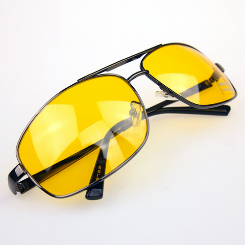 2016 top-selling unisex summer casual eyewear glass Night Driving Glasses Anti Glare Vision Driver Safety Sunglasses - fangfang liu's Store store