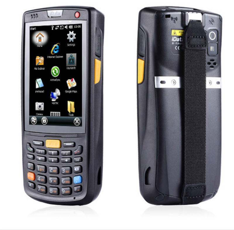 iData90 Handheld Windows Mobile 6.5 PDA 2D Laser Barcode Reader Adopt Motorola Symbol Scanner Engine(China (Mainland))