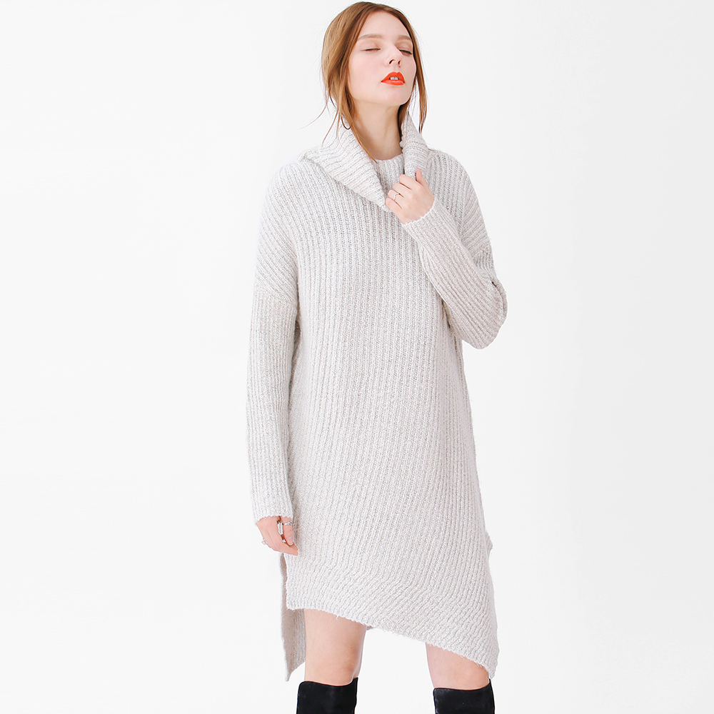 how to accessorize a sweater women dress 2015 winter ...