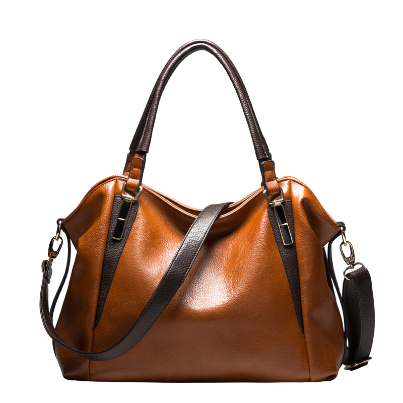 2014 New Design!!Fashion womens handbag vintage Fashion Brand New Arrival Genuine Leather Women Handbag Shoulder Bag F293<br><br>Aliexpress