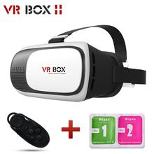 2016 CAJA de Google VR 2.0 Versión Realite Virtuelle pour Lunettes 3D 3.5 «-6.0» + Smart Bluetooth Gamepad