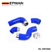 Buy EPMAN Silicone Intercooler Induction Intake Turbo Boost Hose Kit VW Golf MK5 GTI 2.0FSI/JETTA GLI 2.0TDI, 4pcs EP-VWT005 for $80.28 in AliExpress store