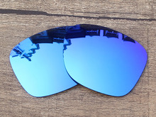 Ice Blue Mirror Polarized Replacement Lenses For Catalyst Sunglasses Frame 100% UVA & UVB Protection