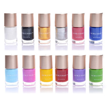 Buy NICOLE DIARY Nail Polish Stamp Polish 9ml Sweet Color Nail Art Stamping Lacquer Varnish Manicure Decoration 12 Colors for $2.45 in AliExpress store