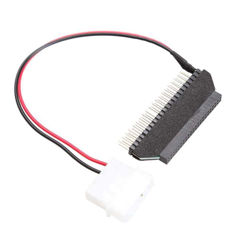 Free Shipping IDE 3.5 to 2.5 Laptop Hard Disk Drive Adapter Convertor Card Power Cable Best Price(China (Mainland))