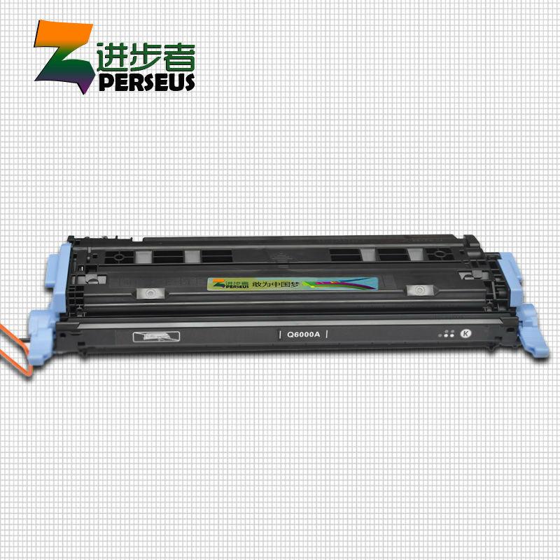 PZ-124A Color cartridge For HP Q6000A Q6001A Q6002A Q6003A toner cartridge LaserJet 1600 2600 2605 CM1015MFP CM1017MFP Grade A+<br><br>Aliexpress