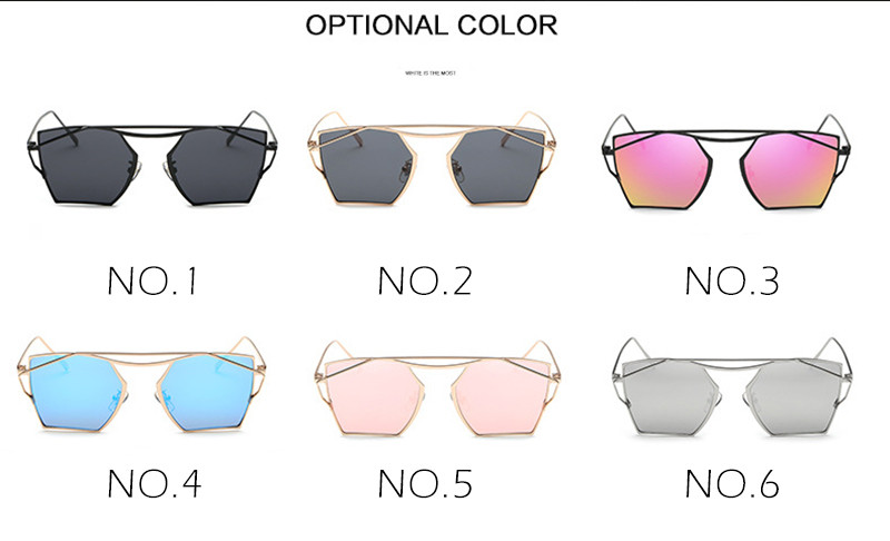 Barbie Pink Cat Eye Glasses D famous brand designer Women or Man Hexagon Shapes mirror SunGlasses master Ladies oculos