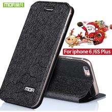 Для Apple iphone6 Case Рождественский подарок Mofi Ультра Тонкий Крышка Случая для iphone6S plus Case полная защита для iphone 6 6 S Case(China (Mainland))