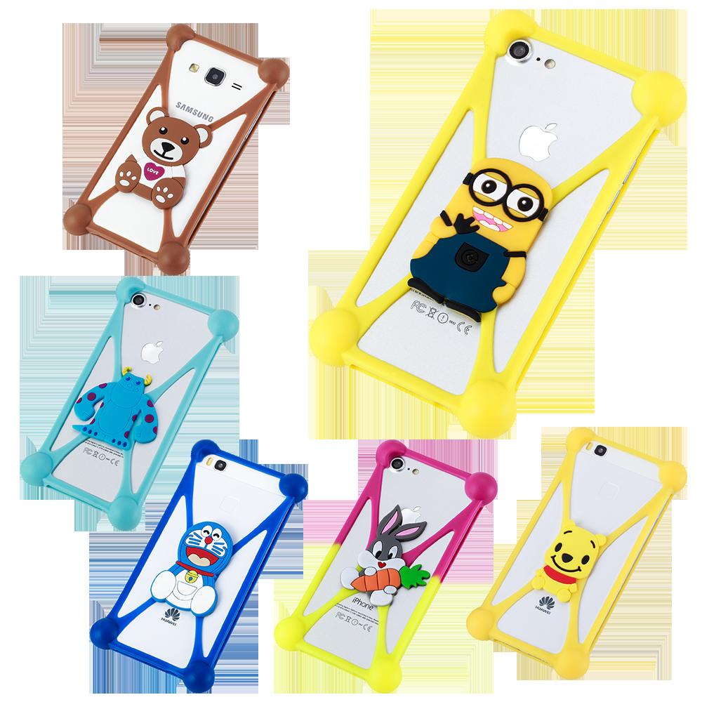 For BlackBerry Q20 Silicone Case Stitch Minnie Hello Kitty Minions Winnie Teddy Bear Cartoon Covers(China (Mainland))