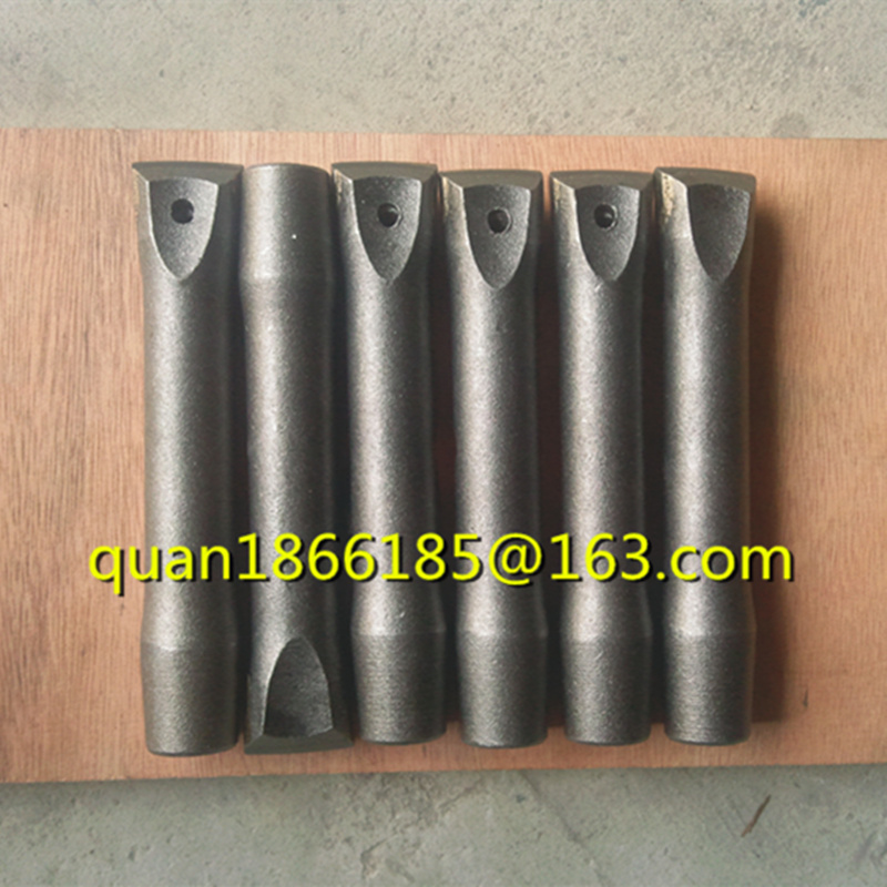 Good quality 20mm tapered rock drill chisel bits(China (Mainland))