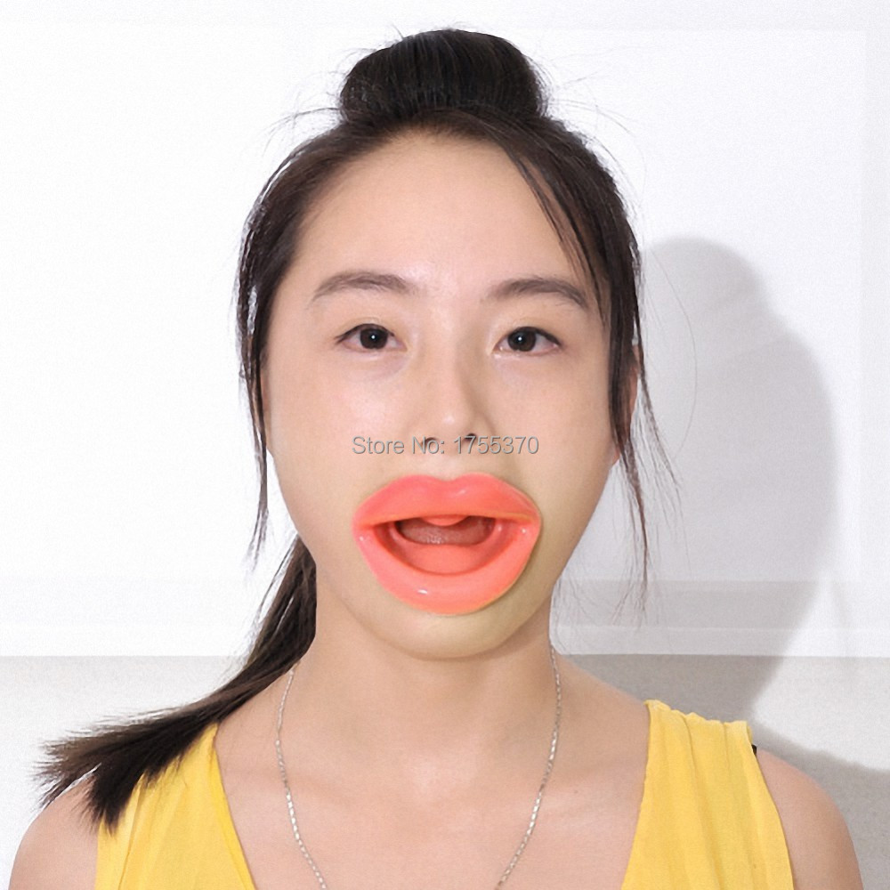 New Silicone Rubber Face Facial Slimmer Massage Muscle Tightener Anti-Aging Anti-Wrinkle Mouth(China (Mainland))