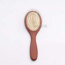 Buy 1PC Big red comb plate Massage head comb Brush Brushes Hair Care Beauty SPA Massager Massage Comb D5 for $4.51 in AliExpress store