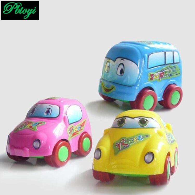 London Bus Mini Pull Back Car Cartoon Toys Warrior Baby Toy Cartoon Puzzle Toys PB0227(China (Mainland))