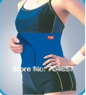 Slimming fitness belt weight loss belt Care after childbirth\Abdominal contraction / basketball gym waist belt