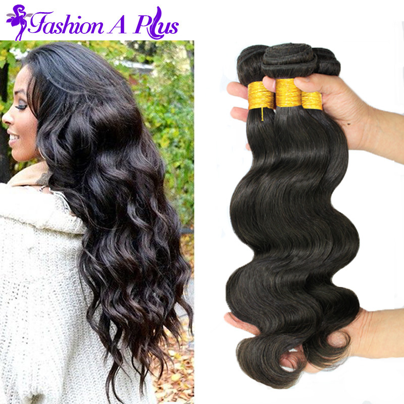 Promotion Brazilian Virgin Hair Body Wave 3pcs Rosa Hair Products Unprocessed Virgin Brazilian Hair Extension Human Hair Weaves(China (Mainland))