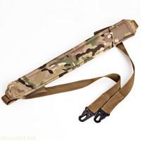 Durable Adjustable Rigid Nylon Webbing Thicken Waist Belt Weight-bearing Gun Sling