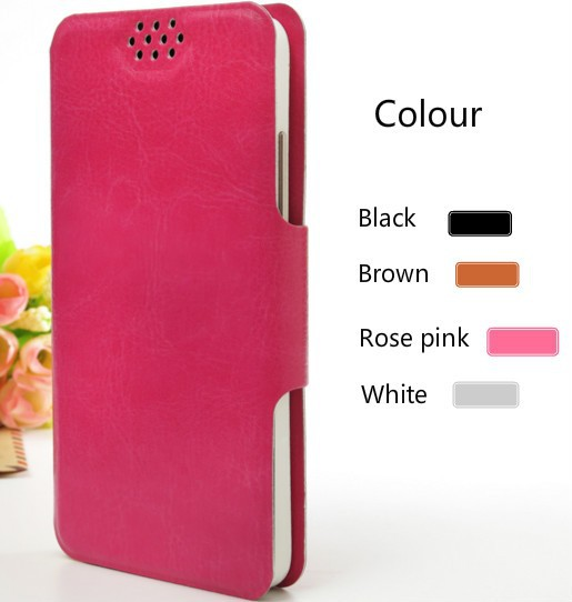 For Xiaomi Redmi 3 Pro PU Leather Magnetic Flip Stand Protective Case Cover Pouch With Card Holder Accessories 5 Colour