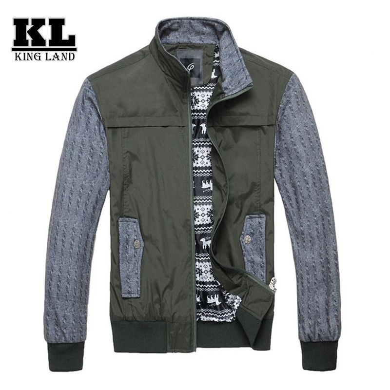 2016 New Design Mens Jackets And Coats High Quality Army Jacket Men Fashion Clothes Spring