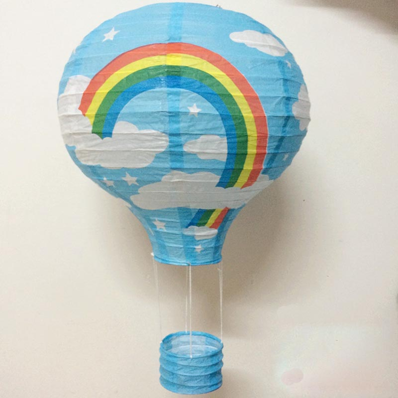 10pcs 30cm 12 Inch DIY Birthday Wedding Party Supply Hot Air Balloon Chinese Paper Lanterns(China (Mainland))