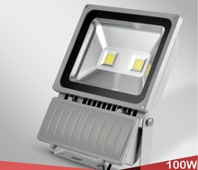 4X/box AC65-275V led flood light outdoor lamp waterproof IP65 100W(China (Mainland))