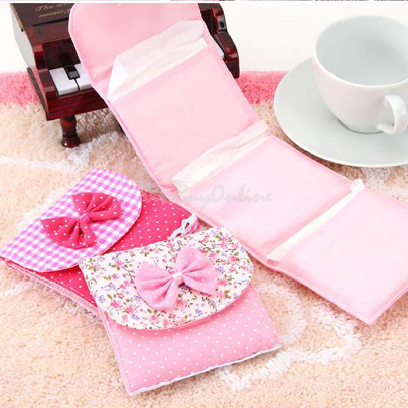 Гаджет  Sanitary Napkins Pads Carrying Easy Bag Small Articles Gather Pouch Case Bag PTCT None Дом и Сад