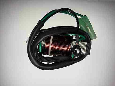 катушка света на лодочных моторах