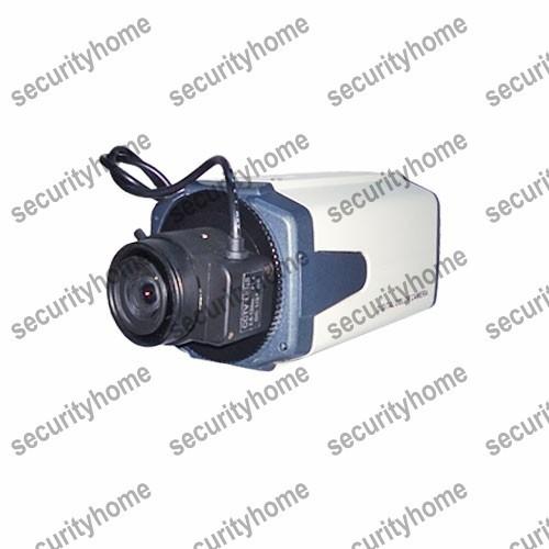 High Resolution 2.8-12mm Auto-IRIS Lens Mini Sony Effio-E 700TVL OSD Box Bullet camera(China (Mainland))