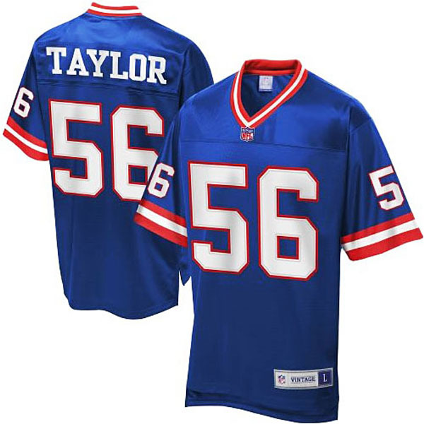 Stitiched,New York Giants,Eli Manning,Strahan,Phil Simms,Harry Carson,Lawrence Taylor,Carl Banks,Mark Bavaro,Cruz,Throwback(China (Mainland))