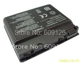Replacement Uniwill U40 10.8V 4400mAh Laptop Battery(China (Mainland))
