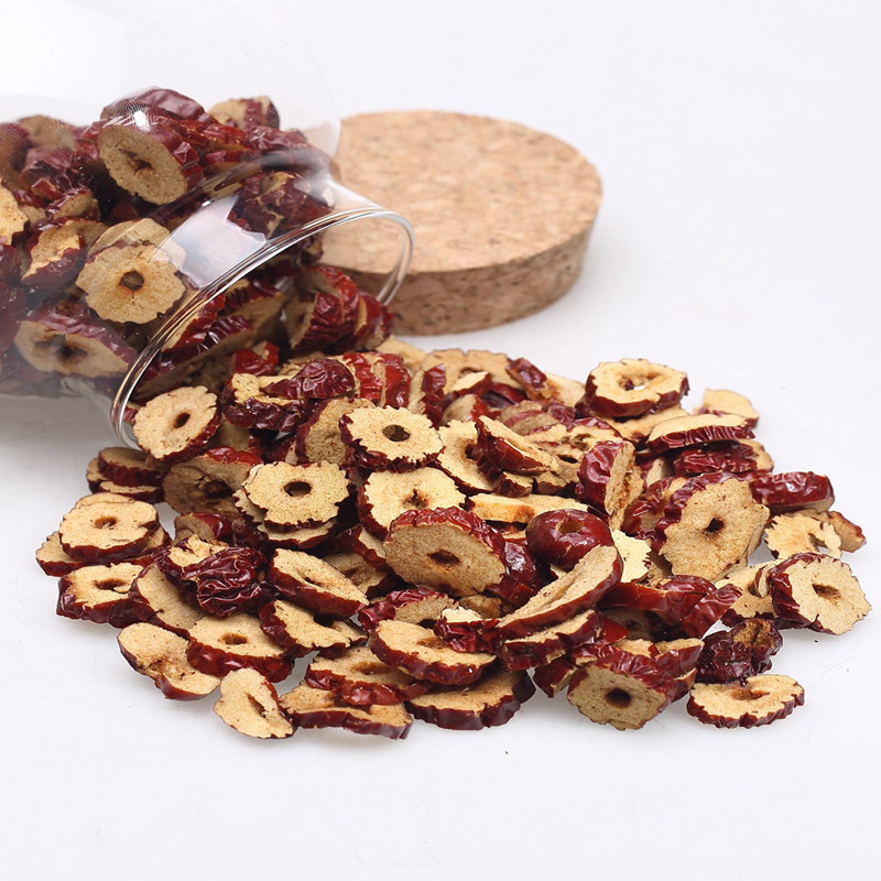 Гаджет  New premium hollow dry flower tea red dates meat jujube fit menstruation agerasia freckle 10g  Herbal Tea None Еда
