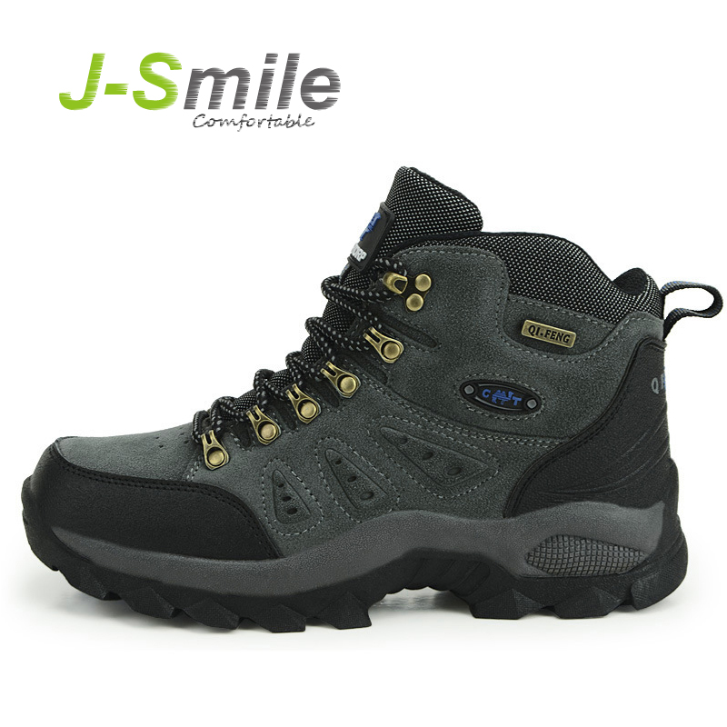 2013 New Men Hiking Shoes, Hiking Boots Outdoor  Mountain Shoes Climbing Shoes Warm, Size:37-44 hot sale!