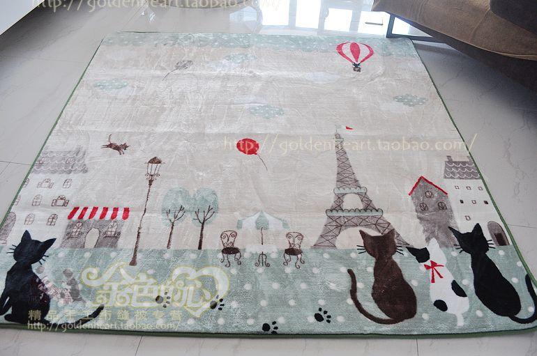 Eiffel Tower Rug Roselawnlutheran
