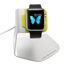 Nillkin C Shape Metal charger stand holder For Apple Watch Phone Holders Stands