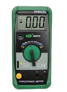 Dy6013g Precision Digital Capacitance Meter Data Retention Lcr Meter Dy6013g aanbieding