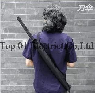 Factory price+Free shipping 30pcs/lot Japanese Samurai Swords Umbrella Katana Umbrellas Umbrellas(China (Mainland))