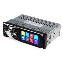 4.0'' inch TFT HD Screen Car Radio Player USB SD Aux 1080P Radio 1 Din Car Audio Stereo Remote Control Support Rear View Camera(China (Mainland))