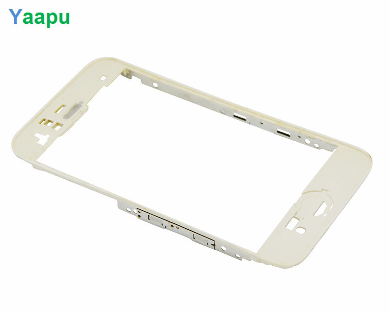10 pcs/lot Free shipping For iPhone 3GS lcd Frame Middle Frame Replacement White Color OEM New Quality(China (Mainland))