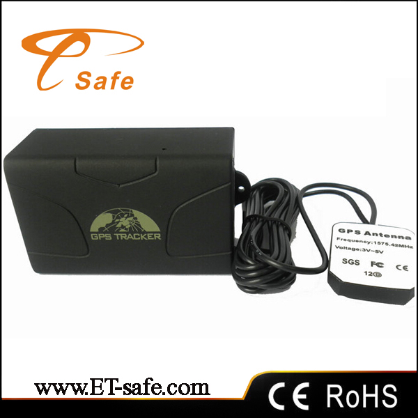 Magnetic Car GPS Tracker TK104 60days Long Standby Quad Band Waterproof Anti Theft Car Vehicle GPS Tracker Rastreador For Car(China (Mainland))