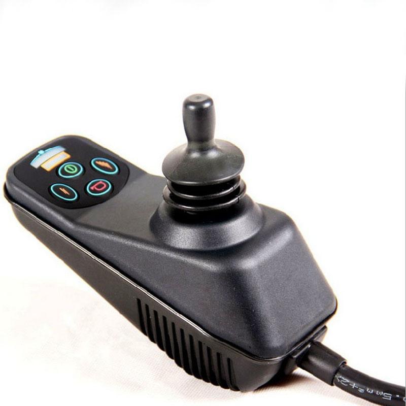 Electric Power Controller : Joystick controller for electric power wheelchair