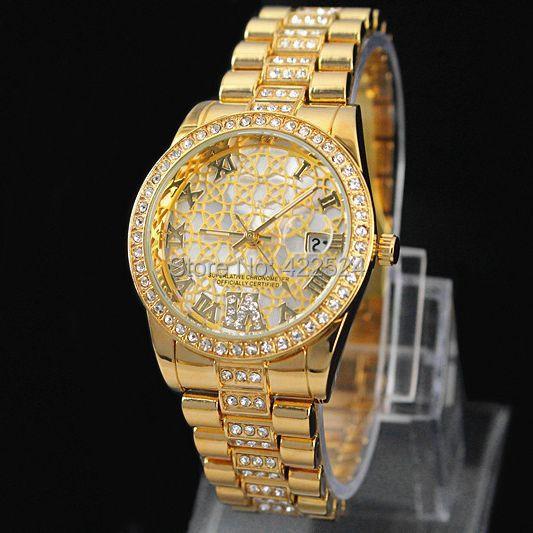 Гаджет  2015 New women luxury watch Casual lady bangle Bracelet wristwatch steel quartz watches clock female brand watch Free shipping None Часы