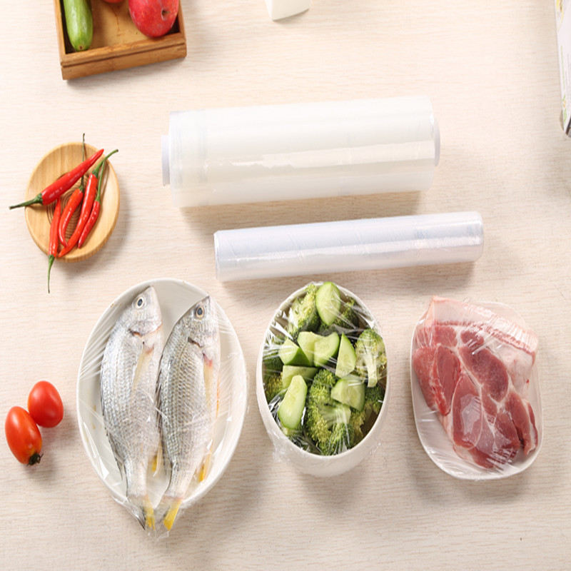 30CMX30M Food Stretch Cling Film PE cling Wrap Seal Cover Keep vegetable/meat /fruit Fresh in Kitchen Tools(China (Mainland))