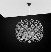 Free shipping Classic Moooi Dandelion Pendant Light Modern Aluminum Pendant Lamp Italy Style Indoor Lighting Fixtures PL263(China (Mainland))
