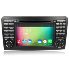 "Buy 7"" Android 5.1 Car DVD Player for Mercedes/Benz ML GL class W164 ML350 ML450 ML500 X164 G320 GL350 Canbus Wifi GPS BT Radio for $312.98 in AliExpress store"