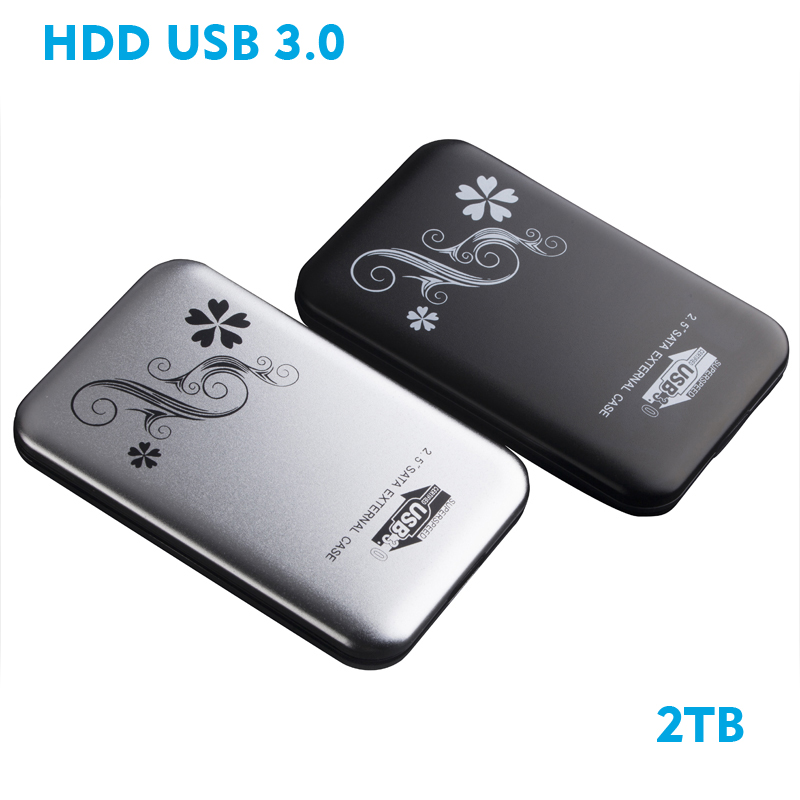 USB 3.0 external hard drive hdd 2tb disco duro externo 2to hd disque dur externe harde schijf harici portable hard disk(China (Mainland))