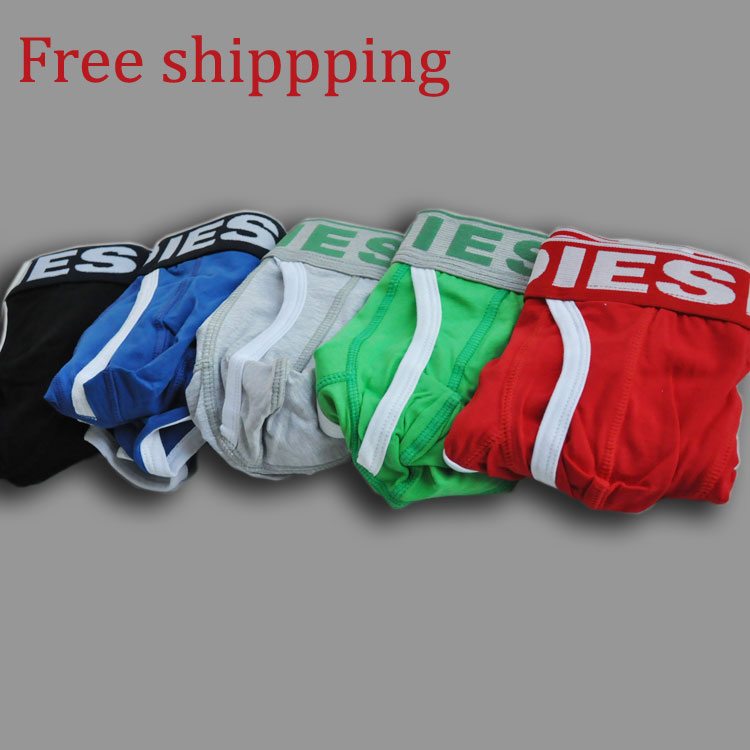 Ouma male boxer 100 Brand sexy cotton High quality man underwear shorts panties male trunk hot