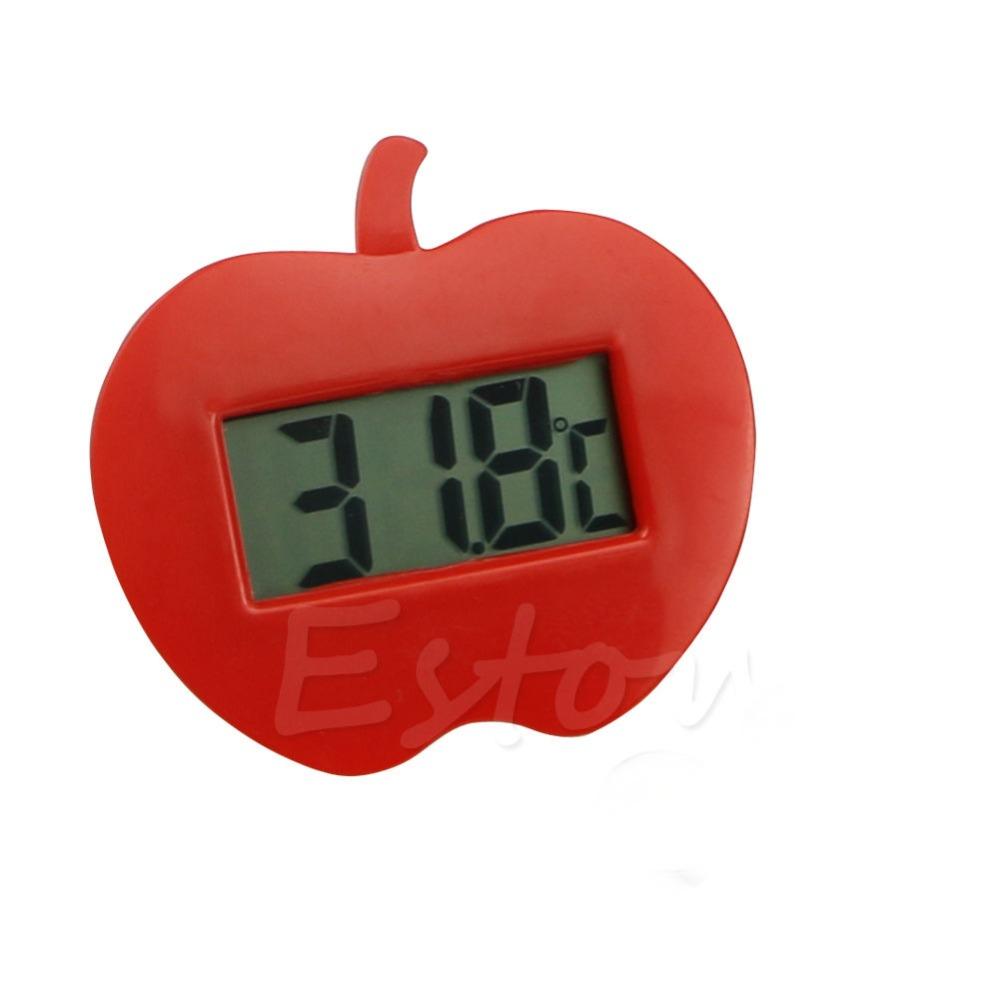 Гаджет  2015 NEW Mini Digital LCD Thermometer Temperature Meter Indoors New None Инструменты