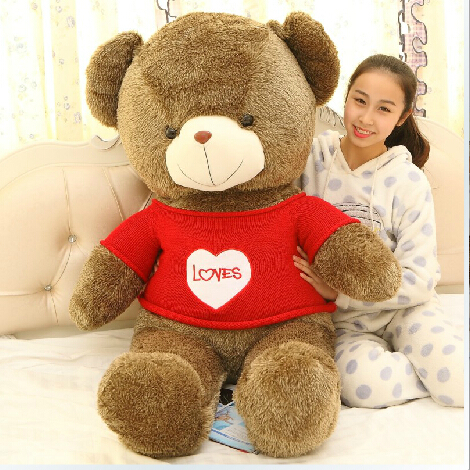 Selling Item 60cm High Quality Plush Bear Teddy Bear Hedgehog Bear Stuffed Animal Soft Bear Low Price Kid's Gift For Christmas(China (Mainland))