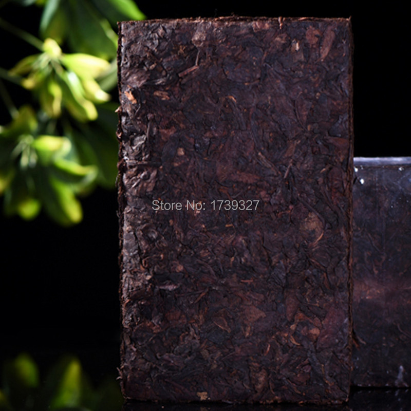 Yunnan Pu'er tea,200g high quality brick puer tea,made in 1970, green natural health food,old tea cooked Pu er tea,free shipping(China (Mainland))
