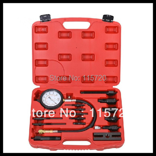 diesel cylinder pressure gauge,automobile oil pressure gauge,cylinder testing gauge,auto repair tool high quality(China (Mainland))